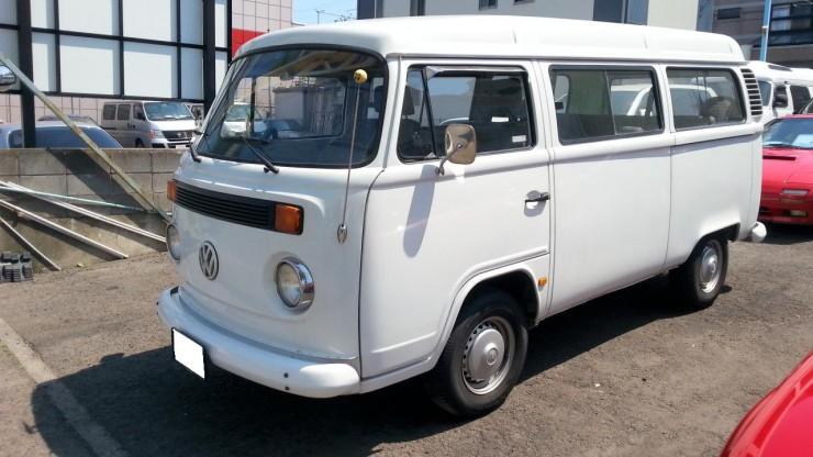 VWタイプⅡコンビバス