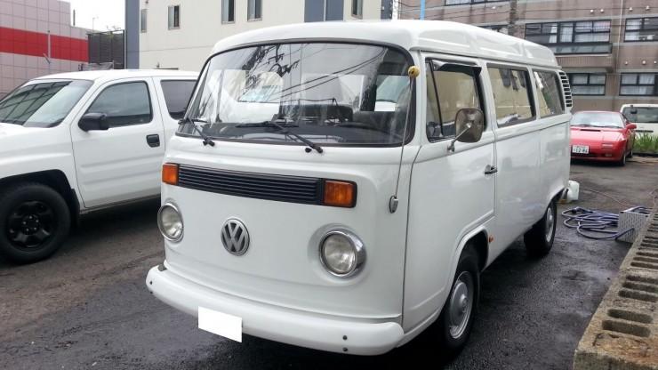 VWタイプ2ブラジルコンビバス