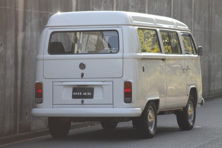 VWタイプⅡブラジルコンビ