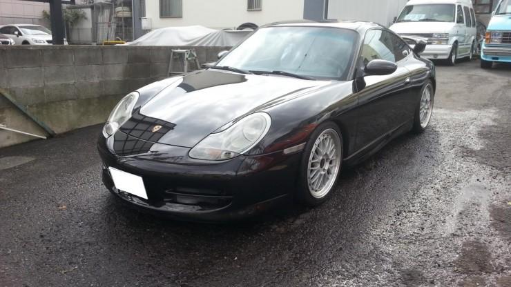ポルシェ911(996)GT3仕様
