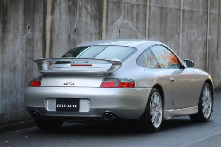ポルシェ911(996)GTエディション