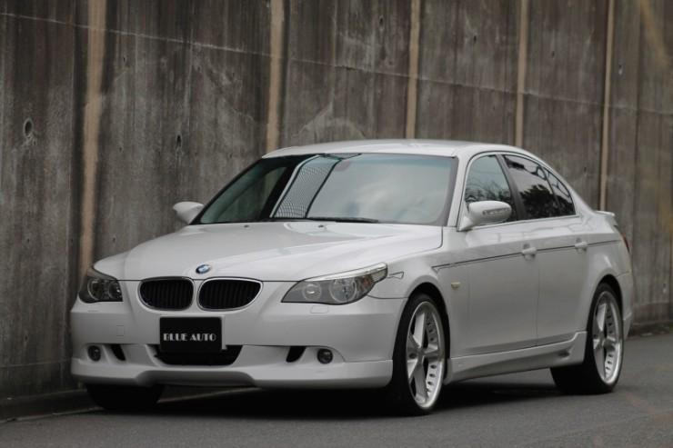 BMW525i E60 シュニッツアー