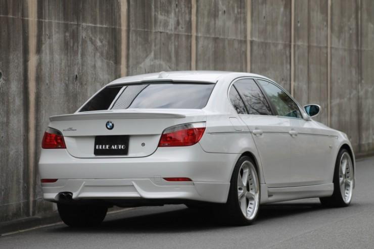 BMW525i E60 ハイライン