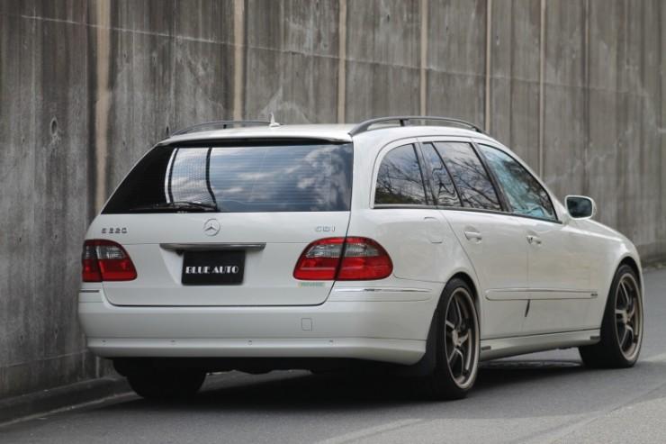 W211ワゴンCDI