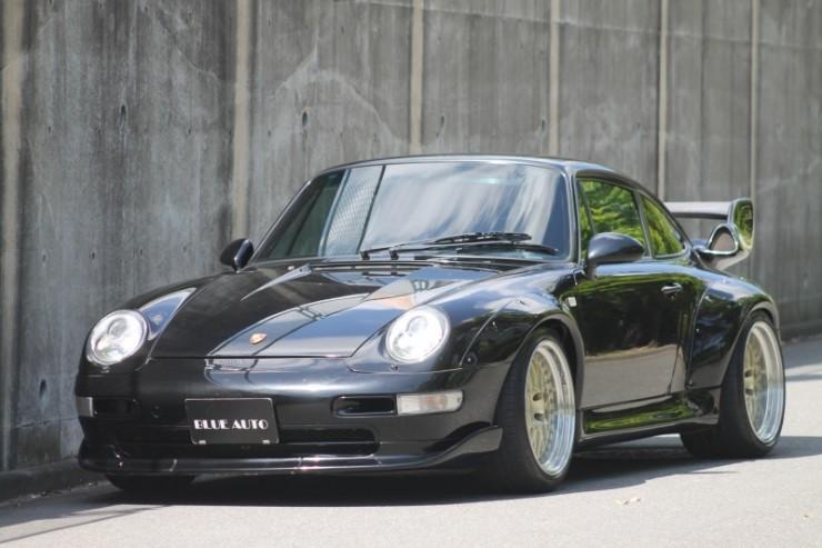 ポルシェ911 993 GT2