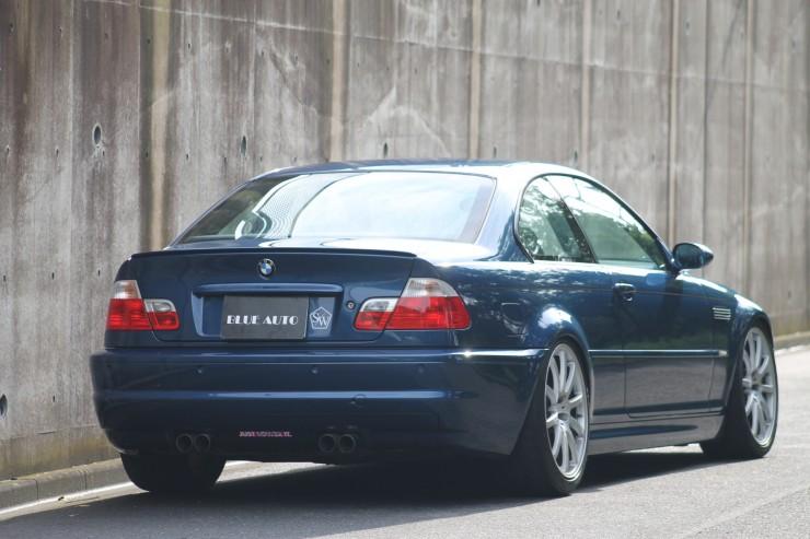 E46 M3 6MT