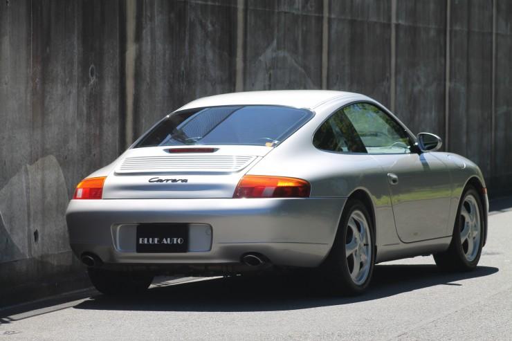 ポルシェ911(996)