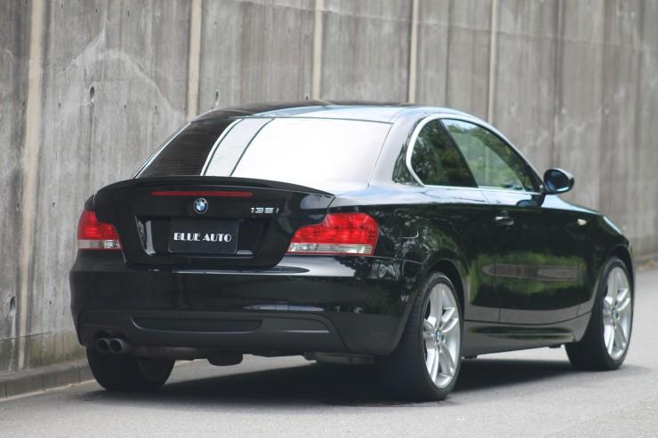 BMW125iクーペ