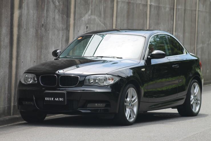 BMW125i クーペ
