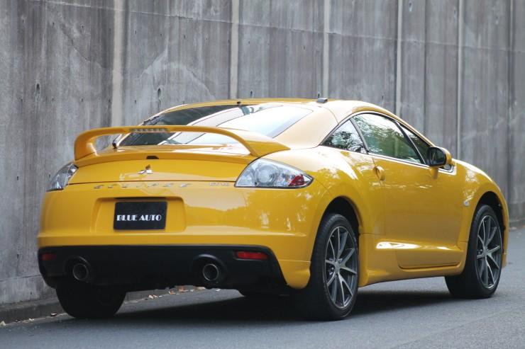 三菱エクリプス GT