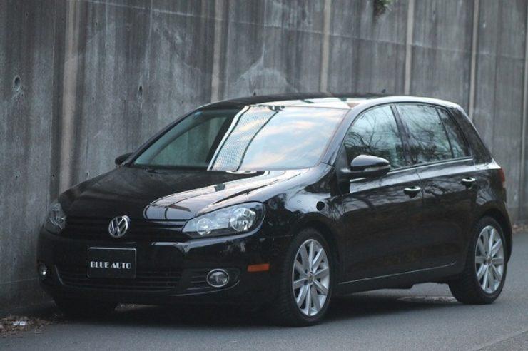 VWゴルフ TDI ディーゼル